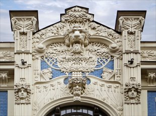 Riga – the pearl of Art Nouveau