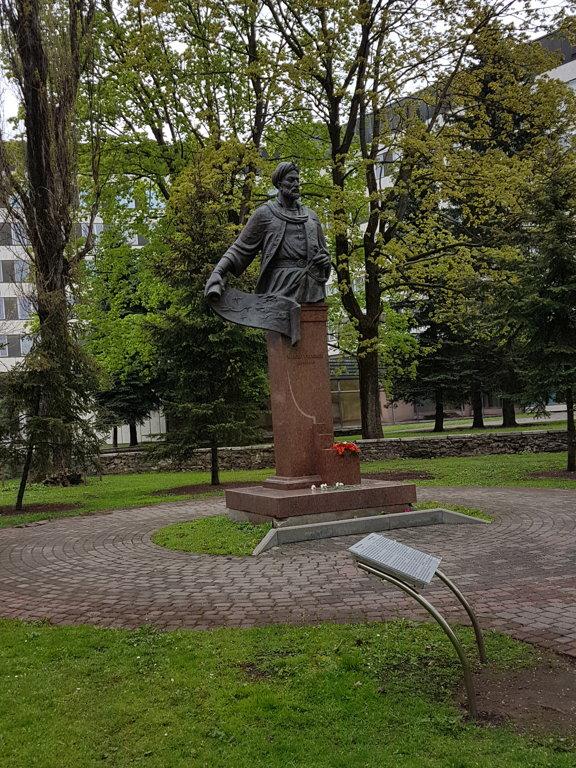 Rīgas kanāls kājāmgājējiem