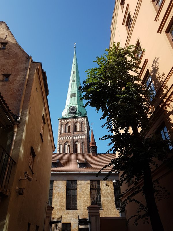 Excursion to Old Riga including Art Nouveau buildings
