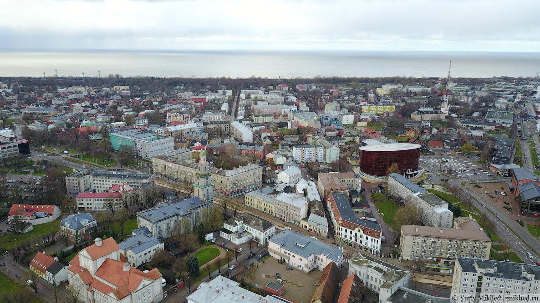 Liepāja – pilsēta, kur piedzimst vējš
