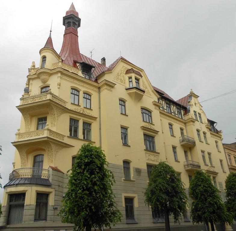 Riga – the pearl of Art Nouveau
