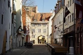 Vecrīga un Rīgas centrs